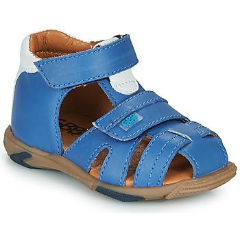 Chaussures Garçon Sandales et Nu-pieds GBB NUVIO Bleu
