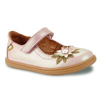 Chaussures Fille Ballerines / babies GBB FANETTA Rose