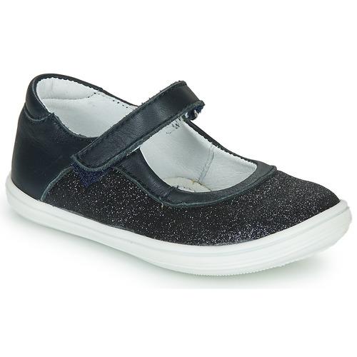 Chaussures Fille Ballerines / babies GBB PLACIDA Bleu
