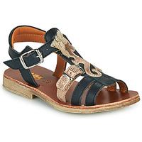 Chaussures Fille Sandales et Nu-pieds GBB PALOMA Marine