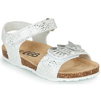 Chaussures Fille Sandales et Nu-pieds GBB FAZZI Gris