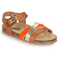 Chaussures Fille Sandales et Nu-pieds GBB LULUNE Marron