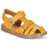 Chaussures Garçon Sandales et Nu-pieds GBB MARINO Jaune