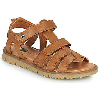 Chaussures Garçon Sandales et Nu-pieds GBB JULIO Marron
