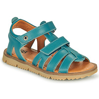 Chaussures Garçon Sandales et Nu-pieds GBB JULIO Bleu