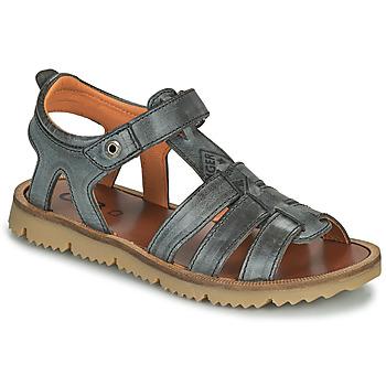 Chaussures Garçon Sandales et Nu-pieds GBB PATHE Gris