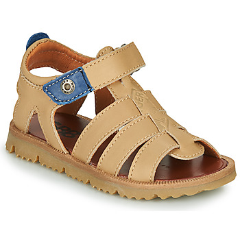 Chaussures Garçon Sandales et Nu-pieds GBB PATHE Beige