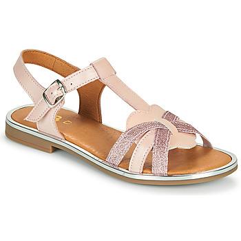 Chaussures Fille Sandales et Nu-pieds GBB EGEA Rose