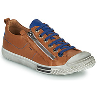 Chaussures Garçon Baskets basses GBB STELLIO Marron