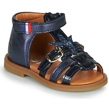 Chaussures Fille Sandales et Nu-pieds GBB PAULETTE Marine
