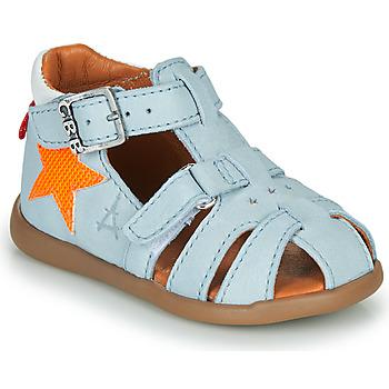 Chaussures Garçon Sandales et Nu-pieds GBB MARIUS Bleu