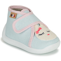 Chaussures Fille Chaussons GBB APODIE Bleu