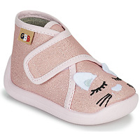 Chaussures Fille Chaussons GBB APODIE Rose