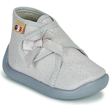 Chaussures Fille Chaussons GBB APODIE Gris