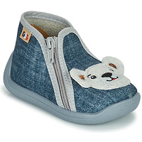 Chaussures Fille Chaussons GBB APOMO Bleu