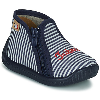 Chaussures Fille Chaussons GBB APOMO Blanc