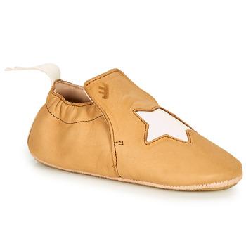 Chaussures Enfant Chaussons Easy Peasy BLUBLU ETOILE Cognac