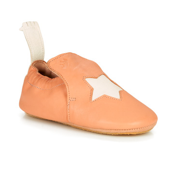 Chaussures Fille Chaussons Easy Peasy BLUBLU ETOILE Peche