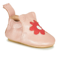 Chaussures Fille Chaussons Easy Peasy BLUBLU FLEURS Rose