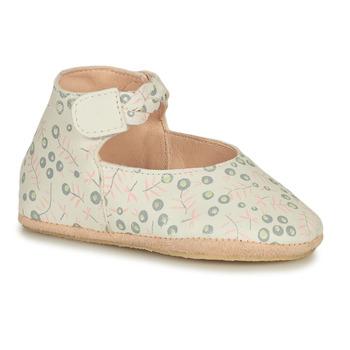 Chaussures Enfant Chaussons Easy Peasy BLUBLU DANCE Blanc
