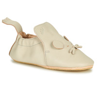 Chaussures Enfant Chaussons Easy Peasy BLUBLU MOUSE Beige