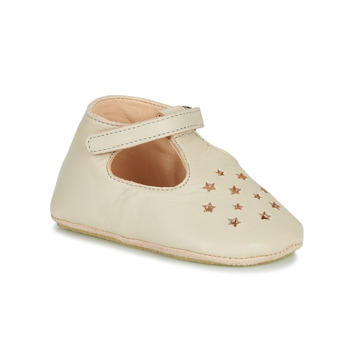 Chaussures Enfant Chaussons Easy Peasy LILLOP Beige