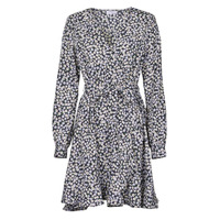 Vêtements Femme Robes courtes Betty London NAZUR Marine / Blanc