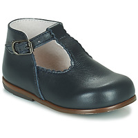 Chaussures Fille Ballerines / babies Little Mary BASTILLE Bleu