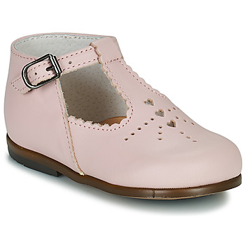 Chaussures Fille Ballerines / babies Little Mary FLORIANE Rose