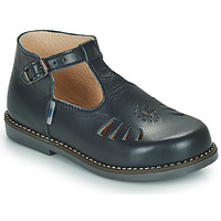 Chaussures Fille Baskets montantes Little Mary SURPRISE Bleu
