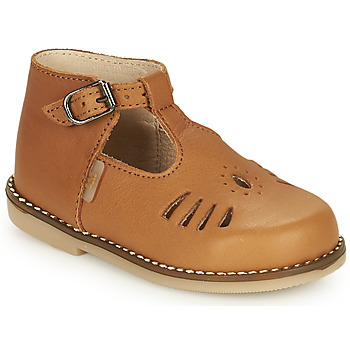 Chaussures Fille Baskets montantes Little Mary SURPRISE Marron