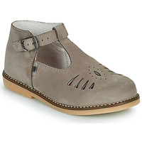 Chaussures Fille Baskets montantes Little Mary SURPRISE Gris