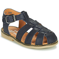 Chaussures Garçon Sandales et Nu-pieds Little Mary BREHAT Bleu
