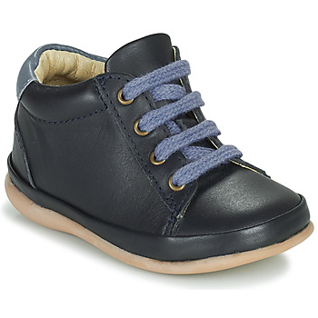 Chaussures Fille Baskets montantes Little Mary GAMBARDE Bleu