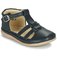 Chaussures Enfant Ballerines / babies Little Mary LAIBA Bleu