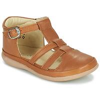 Chaussures Enfant Ballerines / babies Little Mary LAIBA Marron