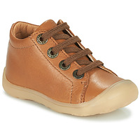 Chaussures Enfant Baskets montantes Little Mary GOOD Marron