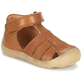 Chaussures Enfant Sandales et Nu-pieds Little Mary LETTY Marron
