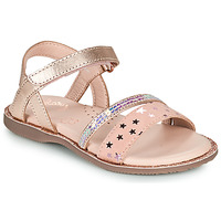 Chaussures Fille Sandales et Nu-pieds Little Mary DOLERON Rose