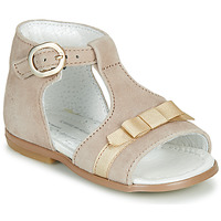 Chaussures Fille Sandales et Nu-pieds Little Mary GAELLE Beige