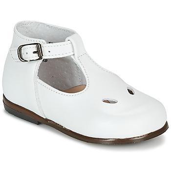 Chaussures Enfant Sandales et Nu-pieds Little Mary MAX Blanc