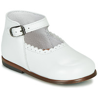 Chaussures Fille Sandales et Nu-pieds Little Mary VOCALISE Blanc