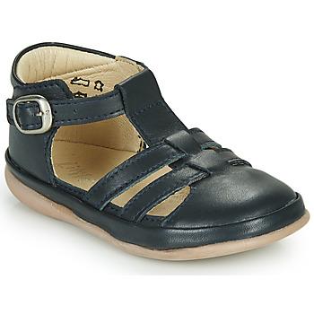 Chaussures Enfant Sandales et Nu-pieds Little Mary LAIBA Bleu