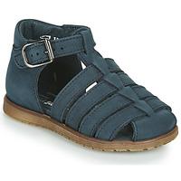 Chaussures Enfant Sandales et Nu-pieds Little Mary LIXY Bleu