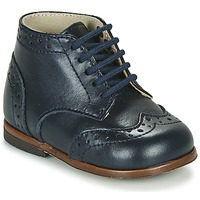 Chaussures Garçon Boots Little Mary LORD Bleu
