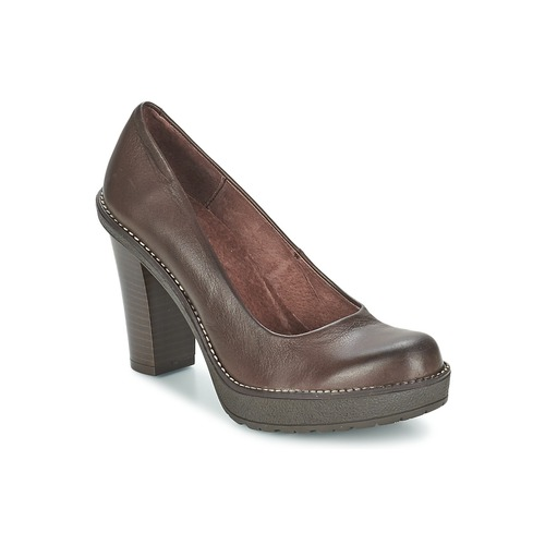 Chaussures Femme Escarpins Dream in Green PERETTA Marron