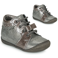 Chaussures Fille Boots Little Mary FLORA Gris