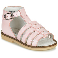 Chaussures Fille Sandales et Nu-pieds Little Mary HOLIDAY Rose