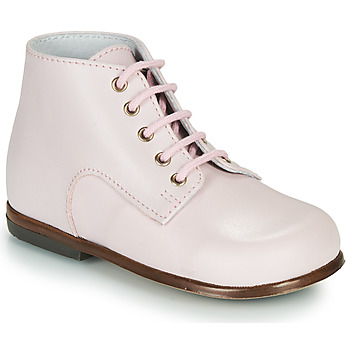 Chaussures Enfant Boots Little Mary MILOTO Rose