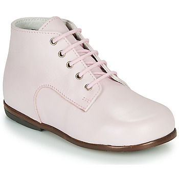 Chaussures Fille Boots Little Mary MILOTO Rose